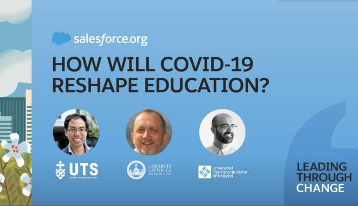 infographics about reshaping education