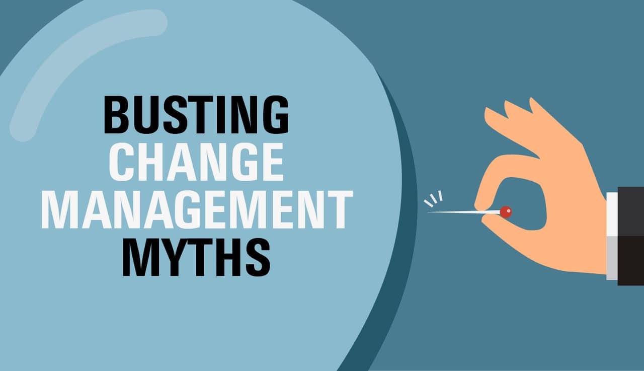 Change Management myths