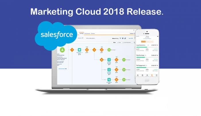 marketing cloud 2018 release