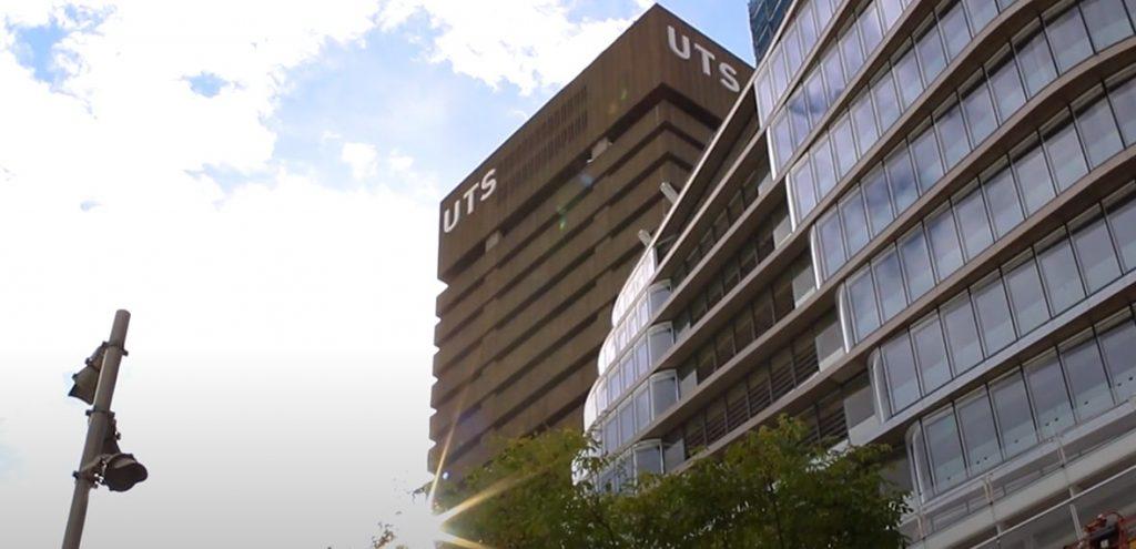 University of Technology Sydney building